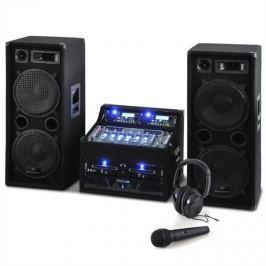 Electronic-Star DJ set Rack Star Terra Titan, 2000 W, 400 osob