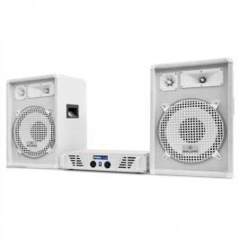 "Electronic-Star DJ set ""Arctic Winter"" ze série White star s výkonem 1200W"