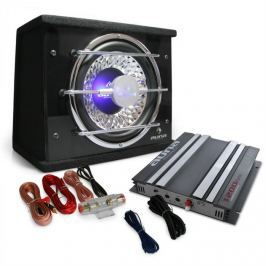 Auna Auto Hi-Fi set Platin line 100, zesilovač, subw. , až 1200W