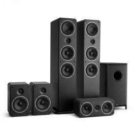 Numana Octavox 751 MKII - 5.1 Soundsystem černá