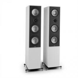 Numana Reference 801, bílé, třípásmové věžové reproduktory, pár