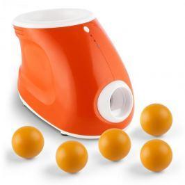 Oneconcept Ballyhoo, vrhač míčků pro psy, 8 PU míčků, sada pro psy, 3 vzdálenosti dohodu, 5 náhradních míčků