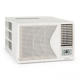 Klarstein Frostik 12, okenní klimatizace, bílá, 12000 BTU, třída A, R32, dálkový ovladač