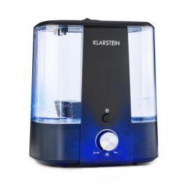 Klarstein Toledo ultrazvukový zvlhčovač vzduchu, aroma difuzér, 6 l, LED světlo, černá barva