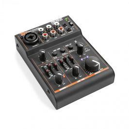Power Dynamics PDM-D301BT, 3KANÁLOVÝ MIXÁŽNÍ PULT, USB MIXÁŽNÍ PULT, BLUETOOTH, FANTOMOVÉ NAPÁJENÍ