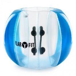 Klarfit BUBBALL AB, BUBBLE BALL, PRO DOSPĚLÉ, 120X150 CM, EN71P, PVC, MODRÁ