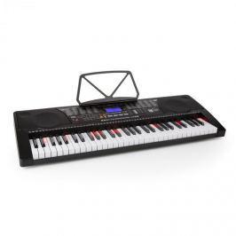 SCHUBERT Etude 225 USB, nácvičný elektronický klavír, 61 kláves, USB-MIDI, podsvícené klávesy