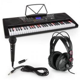 SCHUBERT Etude 225 USB, nácvičný elektronický klavír se sluchátky a mikrofonem