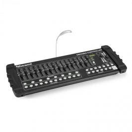 Beamz DMX384, DMX CONTROLLER, SVĚTELNÝ PULT, 384 KANÁLŮ, MIDI, USB