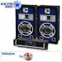 "Electronic-Star PA SADA BLUE STAR SERIES ""BEATBASS I"" 800 W"