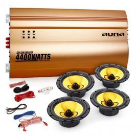 "Electronic-Star Auna 4.0 auto hifi set ""Golden Race V6"""