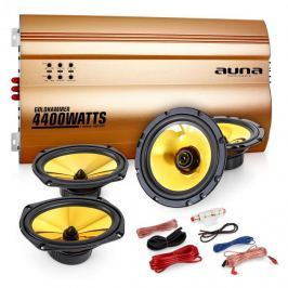 "Electronic-Star Auna 4.0 auto hifi set ""Golden Race V7"""