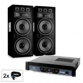 "Electronic-Star PA set Saphir Series ""Warm Up Party TX215"" 3000 W"