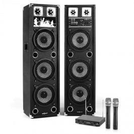 Electronic-Star BSX-238A, 100 W, USB, microSD, AUX, MIC, PA repro