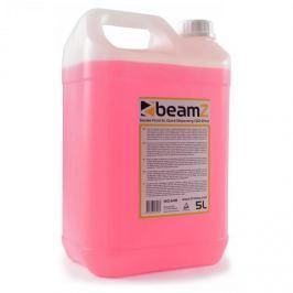 Beamz mlžná tekutina, 5l, CO2 efekt, rychlá disperze, růžová barva