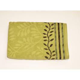 Forbyt  Ručník Dione bavlna zelená  70 x 140 cm