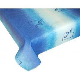 Forbyt  Ubrus s nešpinivou úpravou, Duha, modrá 100 x 140 cm
