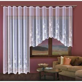 Forbyt  Záclona nebo balkonový komplet, Patricie 300 x 150 cm + 200 x 250 cm