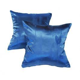 Forbyt , Návlek na polštář Aladin set 2 kusů, modrý, 40 x 40 cm