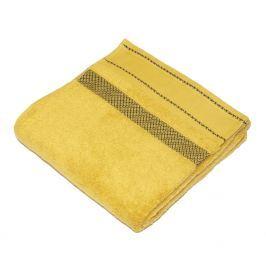Forbyt , Ručník nebo suška, PT 128 žlutá 70 x 140 cm