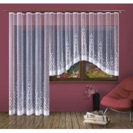 Forbyt, Hotová záclona nebo Balkonový komplet, Paula 200 x 250 cm