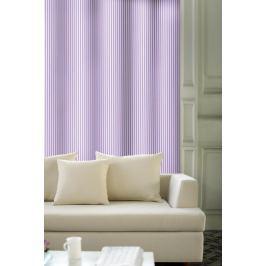 Forbyt, Závěs dekorační, OXY Proužky 150 cm, fialový