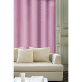 Forbyt, Závěs dekorační, OXY Tečky malé 150 cm, růžový