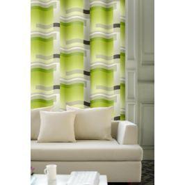Forbyt, Závěs dekorační, OXY Stripes zelený 150 cm