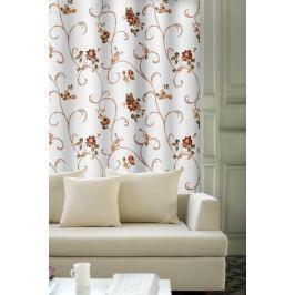 Forbyt, Závěs dekorační, OXY Stripes oranžový 150 cm