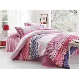 Forbyt Povlečení - Fashion fialová -  bavlna exkluziv 200x140, 90x70