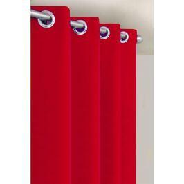 Forbyt, Dekorační látka nebo závěs, Blackout 150 cm, červená