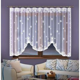 Forbyt, Hotová záclona, Winter, 320 x 150 cm 320 x 150 cm