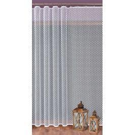 Forbyt, Záclona žakárová, Sandra metráž 300 cm, bílá