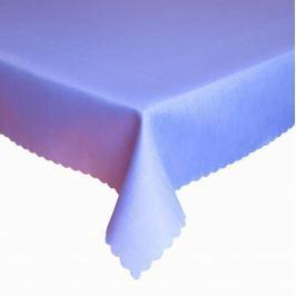 Forbyt, Ubrus s nešpinivou úpravou, Jednobarevný Deštík, modrý 120 x 140cm
