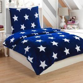 Forbyt, Ložní povlečení, Micro Stars Blue