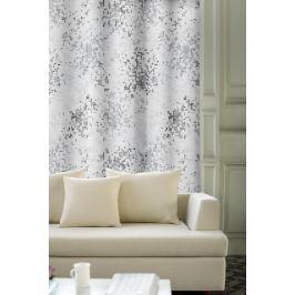 Forbyt, Závěs dekorační, OXY Codigo, šedý, 150 cm