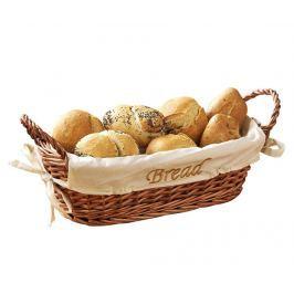 Košík na chléb Country Brown