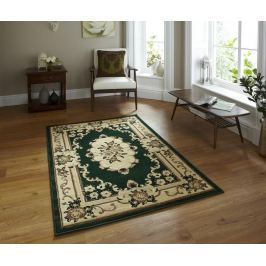 Koberec Marrakesh Dark Green 60x220 cm