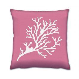 Dekorační polštář Pink Branch 43x43 cm