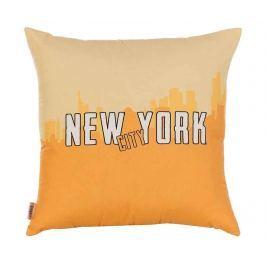 Povlak na polštář Orange New York 43x43 cm