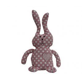 Zarážka do dveří Bunny Heart Dots