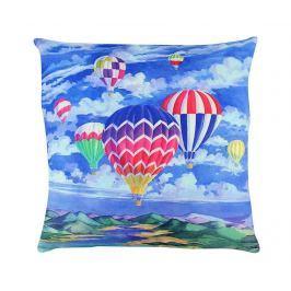 Dekorační polštář Balloons 43x43 cm