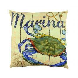 Dekorační polštář Marina 43x43 cm