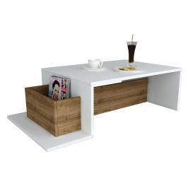 Konferenční stolek Pot Dark Brown