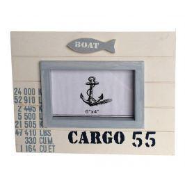 Fotorámeček Cargo Boat