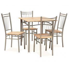 Sada stůl a 4 židle Fits