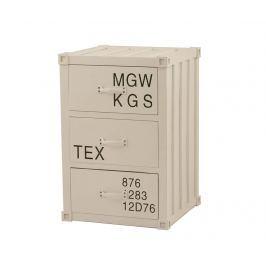 Skříňka s 3 zásuvkami Container