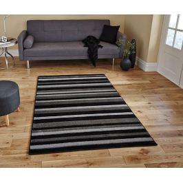 Koberec Calliope Black Grey 120x170cm
