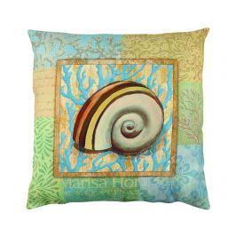 Dekorační polštář Sea Snail 43x43 cm