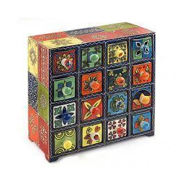Krabice na koření Colombia